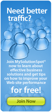 Join MySolutionSpot